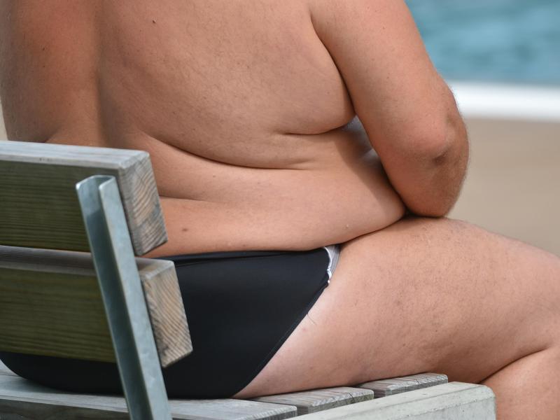 Fettleibige werden in Deutschland häufig ausgegrenzt