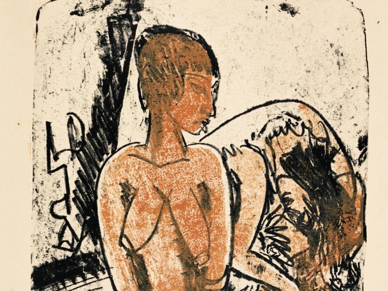 Sotheby's versteigert Werke von Ernst Ludwig Kirchner