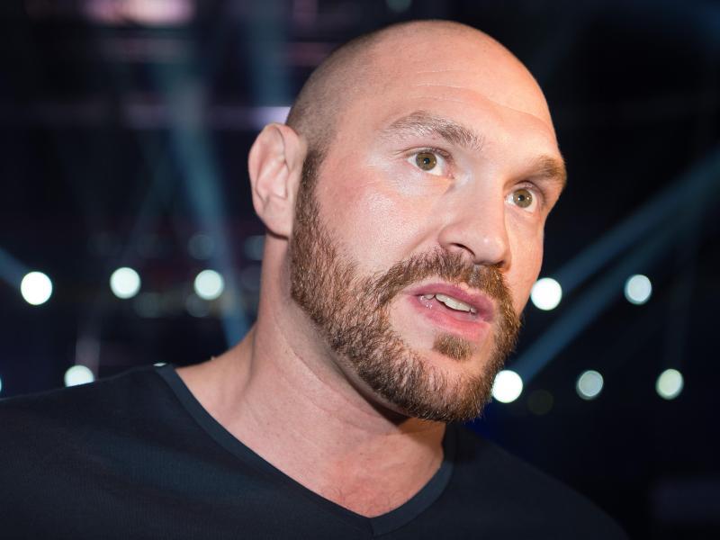 Box-Weltmeister Fury unter Doping-Verdacht