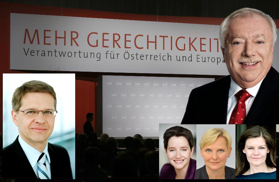 """""""Maulkorb-Erlass"""" – Wiener SPÖ rebelliert gegen Parteiführung – Kritik am """"Willkommens""""-Kurs"""