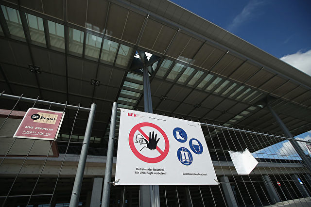 Corruption Allegation Mires New Berlin Airport Construction