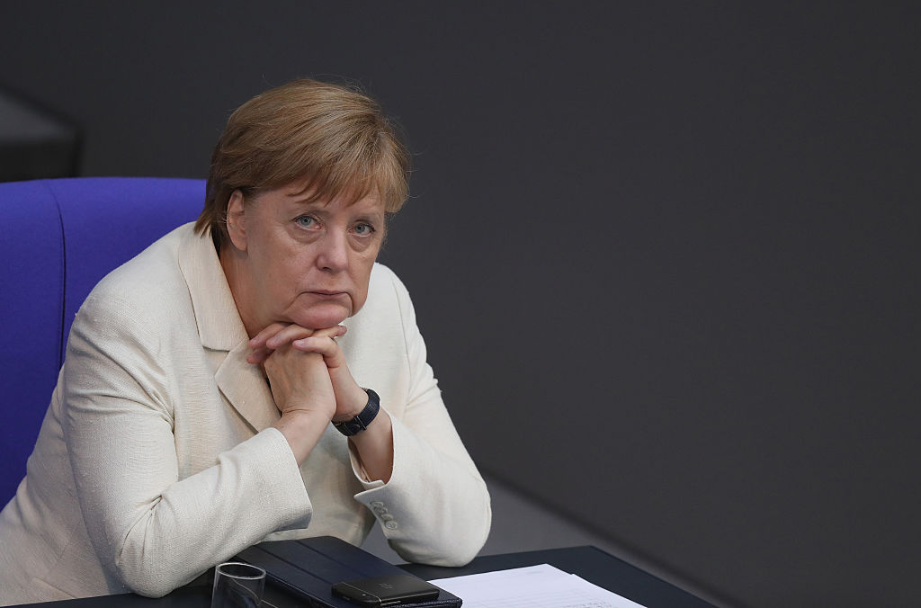 "Angela Merkel zur Flüchtlingspolitik: ""Kurswechsel weder nötig noch vollzogen"""
