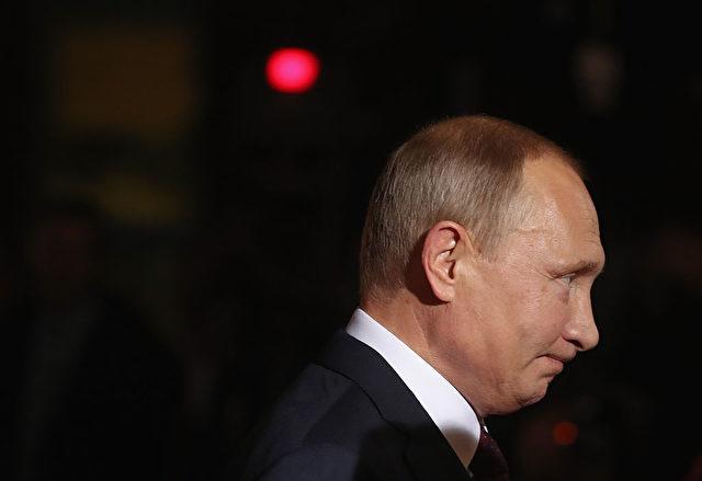 Russlands Präsident Wladimir Putin Foto: Sean Gallup/Getty Images