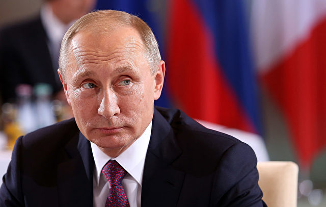 Russlands Präsident Wladimir Putin Foto: Adam Berry/Getty Images