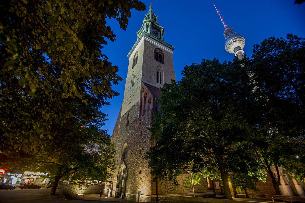 Festgottesdienst zum 500. Reformationsjubiläum am Montag in Berlin