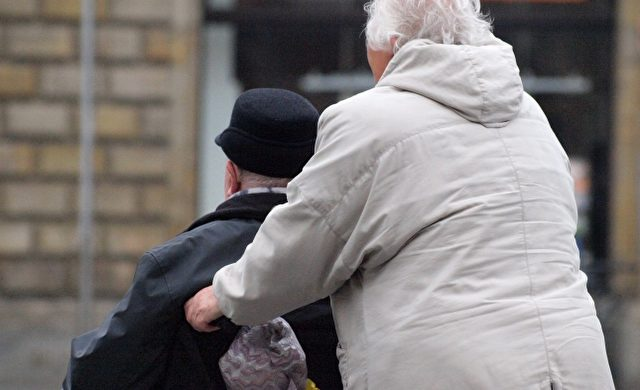 Senioren mit Rollstuhl Foto: über dts Nachrichtenagentur