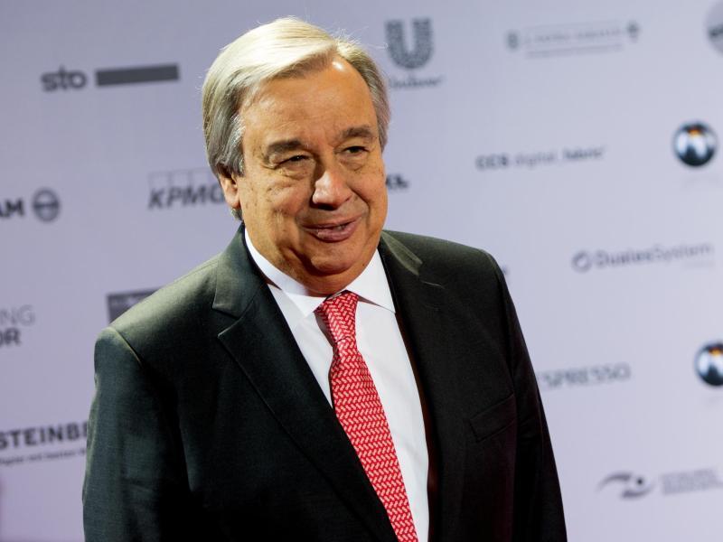 Ein Portugiese wird wahrscheinlich UN-Generalsekretär: Sicherheitsrat nominiert António Guterres