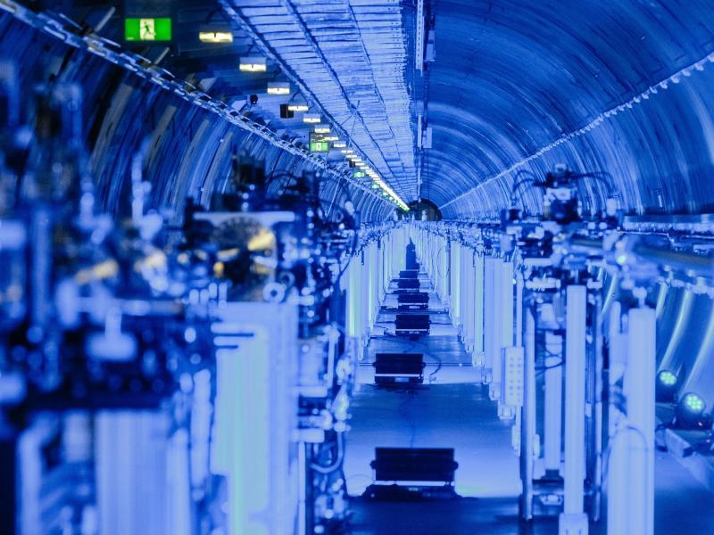 Schleswig-Holstein: Weltgrößter Röntgenlaser wird eröffnet