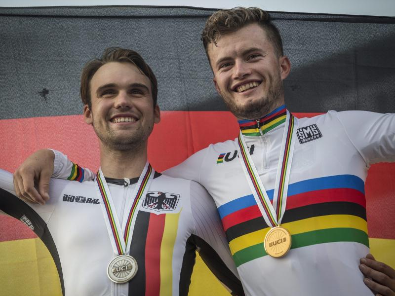 Deutscher Doppelsieg in Doha – UCIin der Kritik