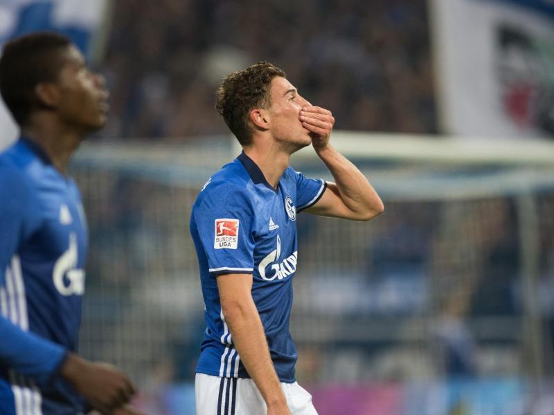 Fünf Ausfälle: Schalke mit Personalproblemen nach Krasnodar