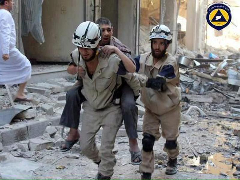 Vor Feuerpause für Aleppo greifen bewaffnete Gruppen Westteil der Stadt an