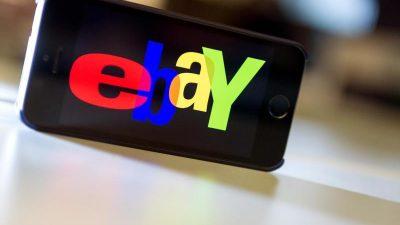 Vor Weihnachtsgeschäft: Ebay-Aktie stürzt ab