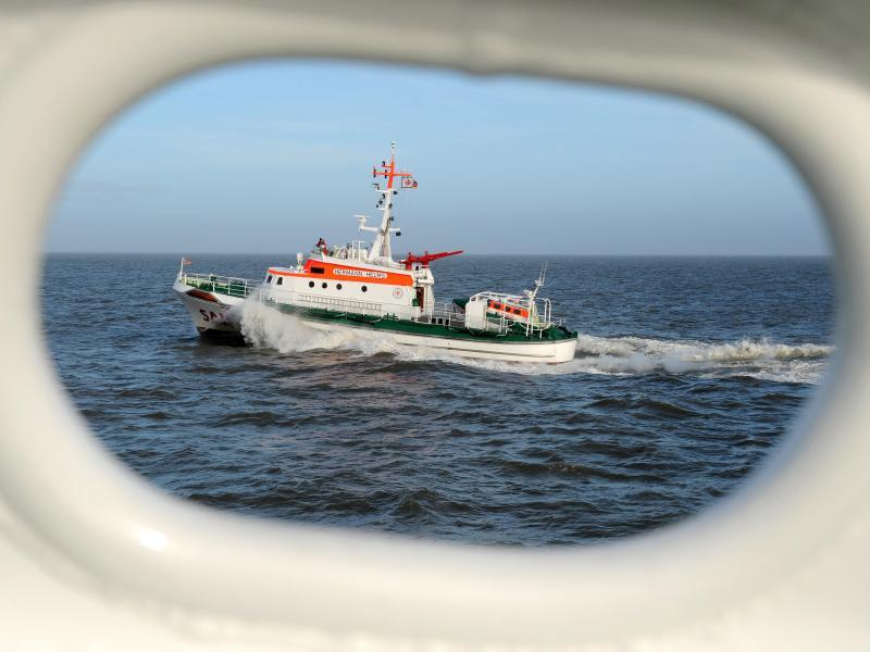 Seit Sommer 2018 knapp 900 schiffbrüchige Migranten in Deutschland aufgenommen