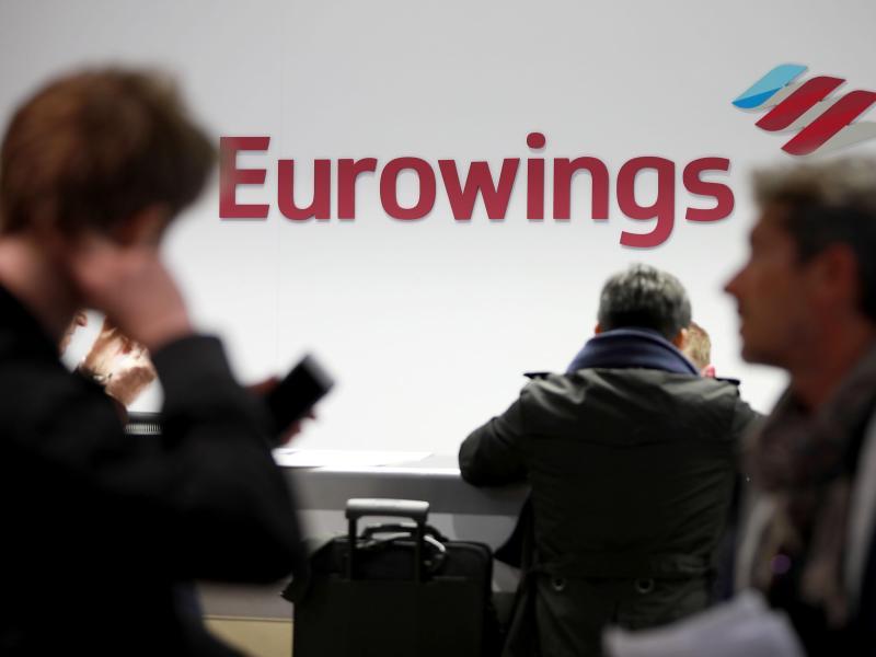 Weitere Streiktage? Treffen von Eurowings und Flugbegleitergewerkschaft ohne Einigung