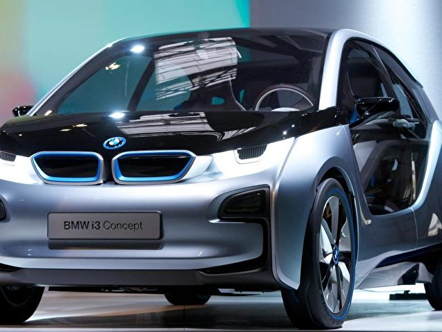 bmw will n chstes jahr autos mit elektro und. Black Bedroom Furniture Sets. Home Design Ideas