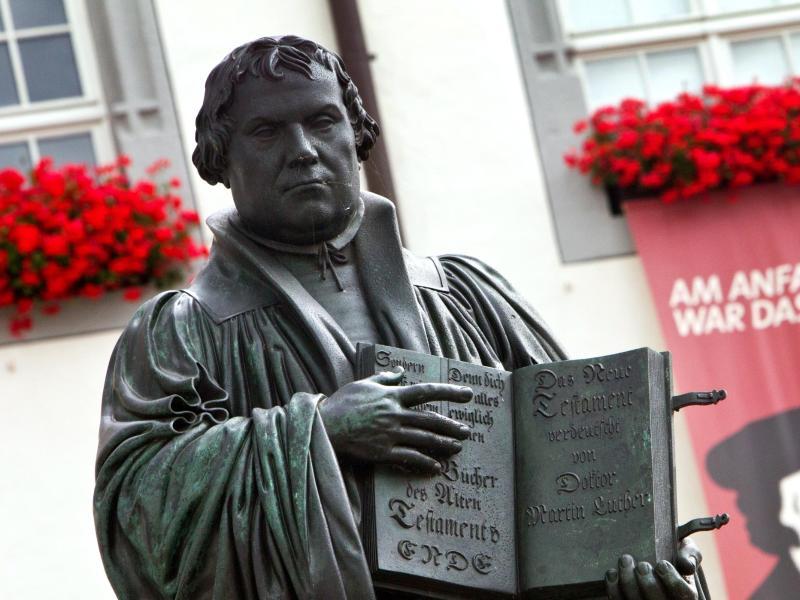 Vor 500 Jahren: Wo Martin Luther gelebt und gewirkt hat