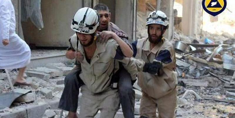 """""""Katastrophaler Tag"""": 27 Tote bei Armeeangriffen auf von Rebellen gehaltene Viertel in Aleppo"""