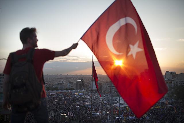 Türkische Flagge (Symbolbild). Foto: Uriel Sinai/Getty Images