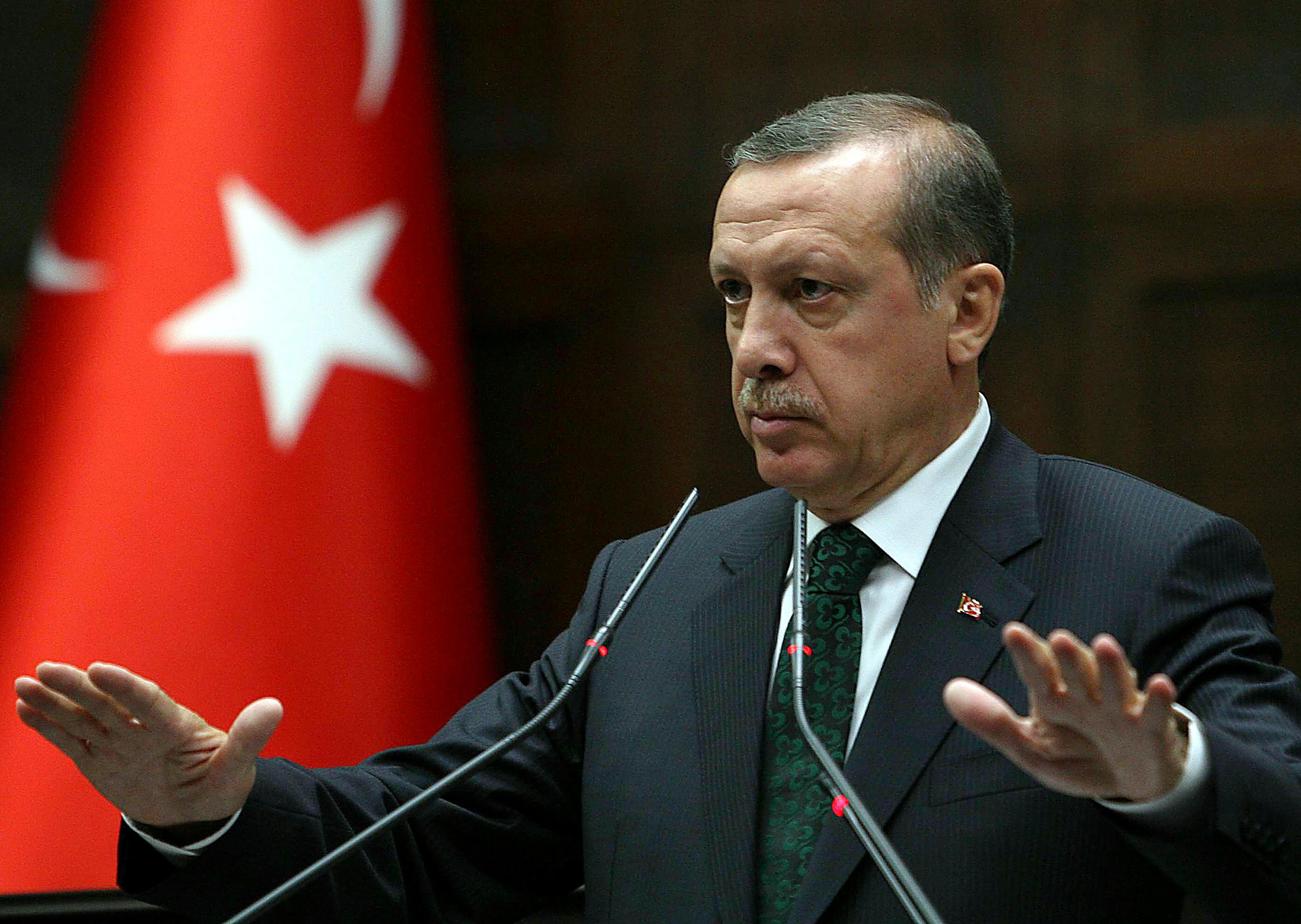 Erdogan warnt Zeitung nach Bericht über Spannungen mit Armee