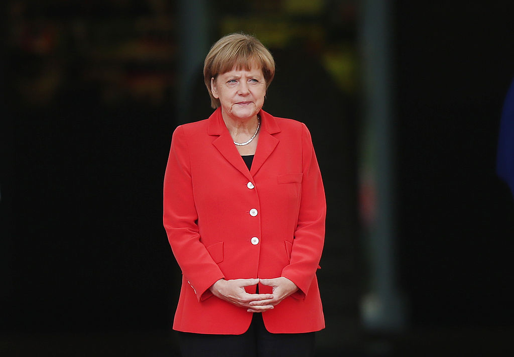 """Merkel ist stolz ein """"Ossi"""" zu sein: """"Ich habe nichts zu verleugnen an meinem Leben"""""""