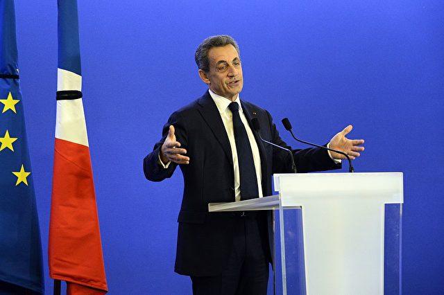 Nicolas Sarkozy Foto: BERTRAND GUAY/AFP/Getty Images