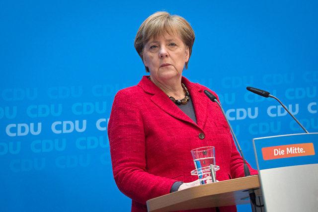 Bundeskanzlerin Angela Merkel. Foto: Axel Schmidt/Getty Images