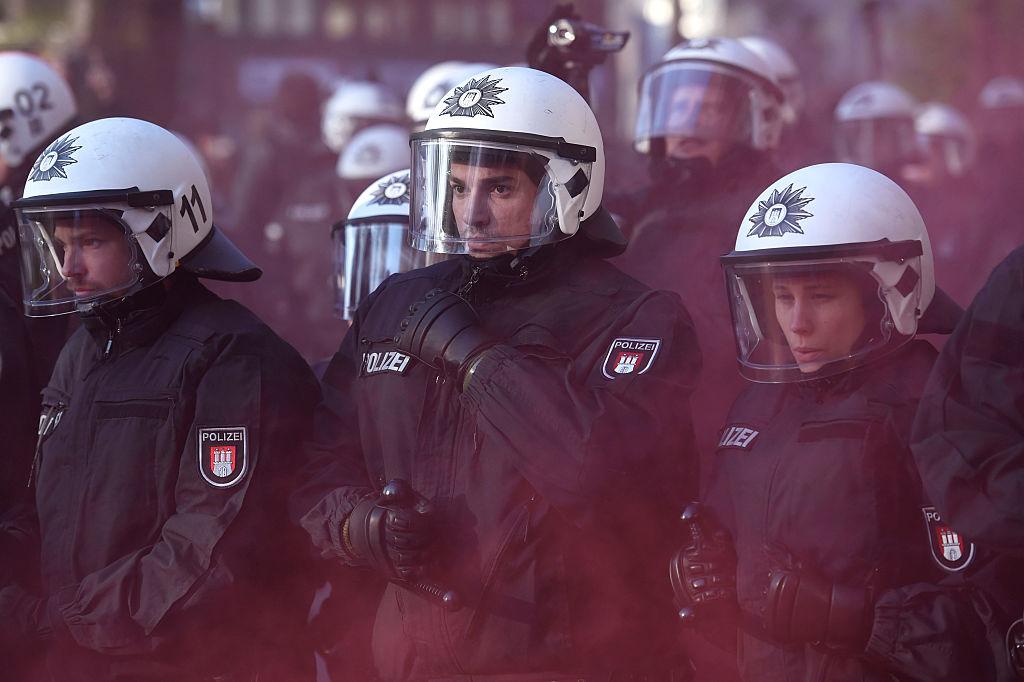 Gegen Terroranschläge: Hamburger Polizei rüstet sich mit neuem Panzerfahrzeug