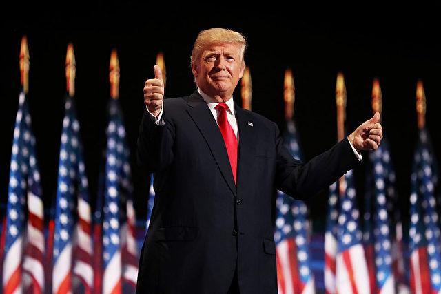 Donald Trump Foto: Joe Raedle/Getty Images