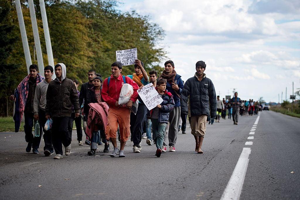 Kontrolle verloren: Regierung hat kein Konzept für Grenzschließung – Migranten muss die Einreise erlaubt werden