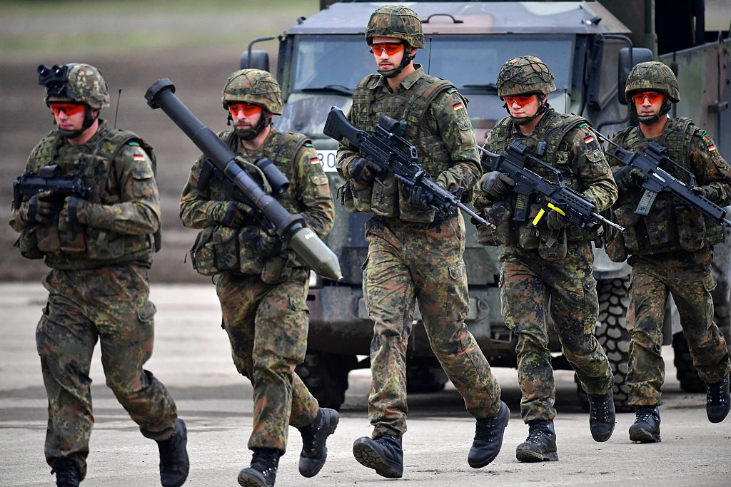 Von der Leyen zu Besuch in Riad: Bundeswehr soll saudische Offiziere ausbilden