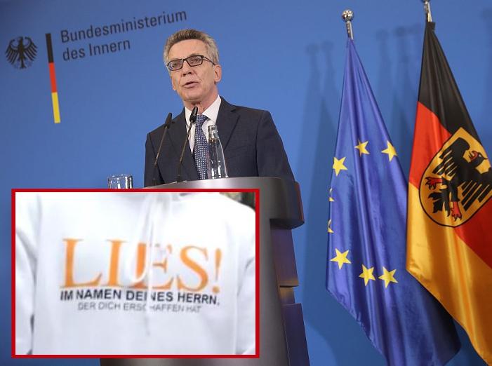 De Maizière verbietet größtes Dschihadistennetzwerk in Deutschland