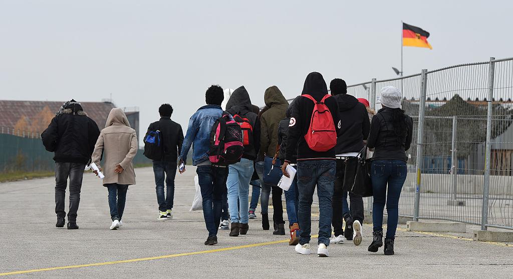 Deutschland bei Asylanträgen im ersten Halbjahr Spitzenreiter