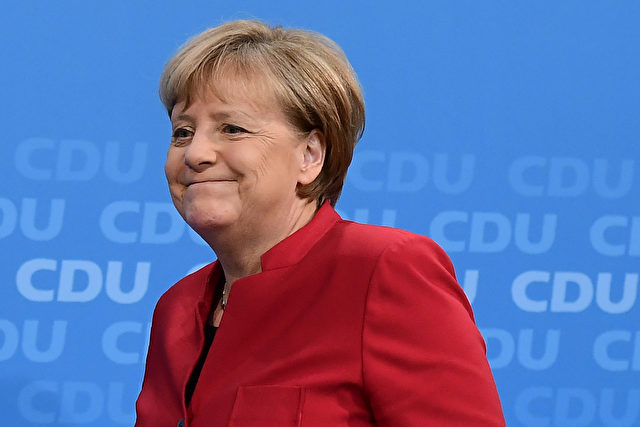 Bundeskanzlerin Angela Merkel. Foto: Getty Images