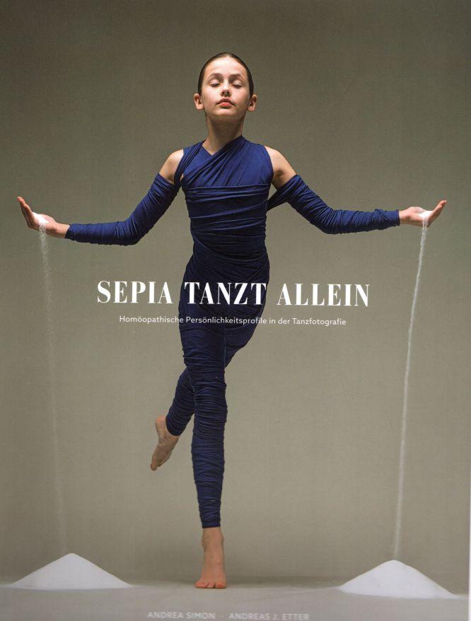 SEPIA TANZT ALLEIN Book-Cover