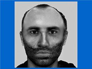 Die Polizei sucht diesen Vergewaltiger einer chinesischen Studentin in Bochum. Foto: Polizei Bochum/NRW