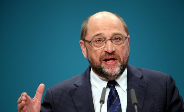 """""""Ein überzeugender Europäer"""": EU-Präsident Martin Schulz wechselt in die Bundespolitik"""