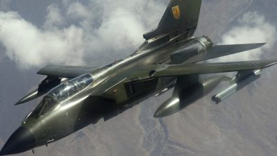 Bericht: Bundeswehr bereitet mögliche Tornado-Verlegung vor