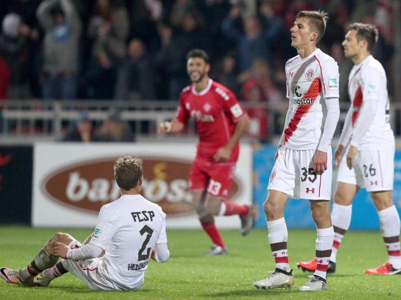 St. Pauli verlängert Negativserie – 0:1 in Würzburg