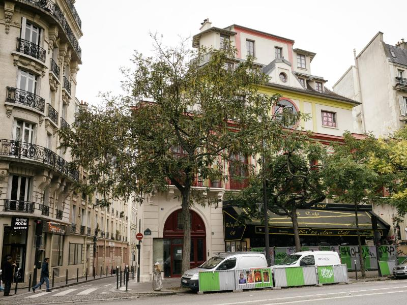 Pariser Konzerthalle Bataclan öffnet ein Jahr nach Anschlägen wieder