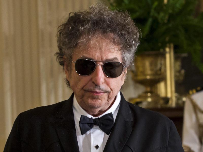 Bob Dylan holt Nobelpreis nicht in Stockholm ab