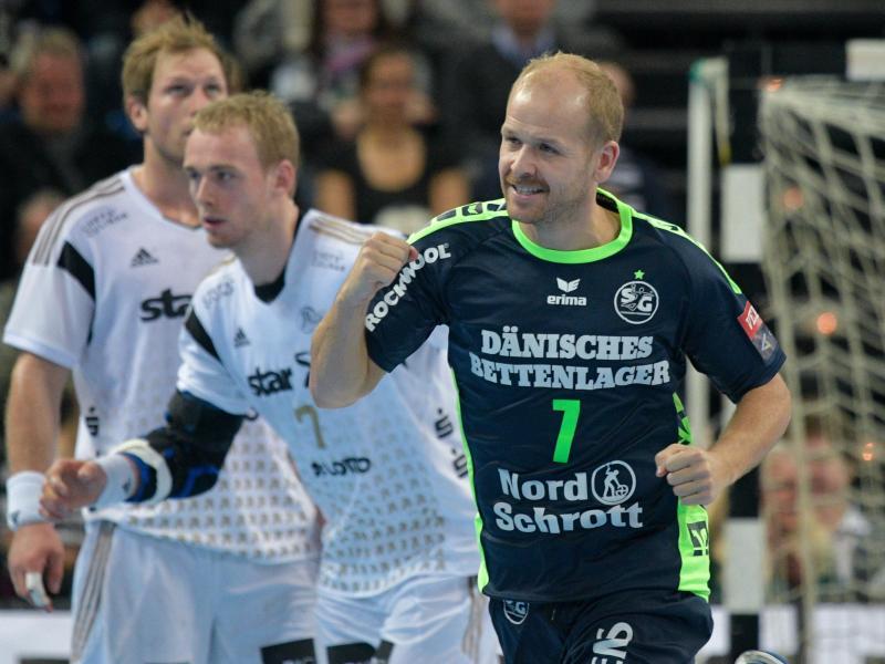 Flensburg gewinnt Champions-League-Duell in Kiel