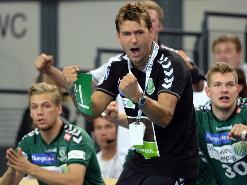 Keine Absage: Prokop will Handball-Bundestrainer werden