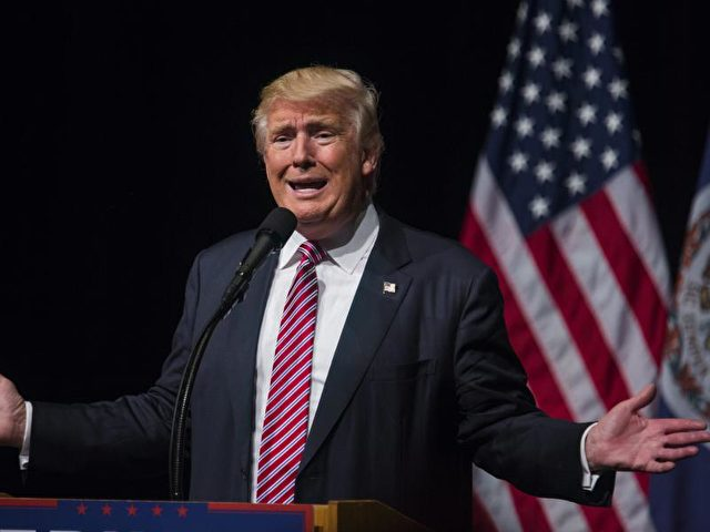 Donald Trump Foto: Jim Lo Scalzo/dpa