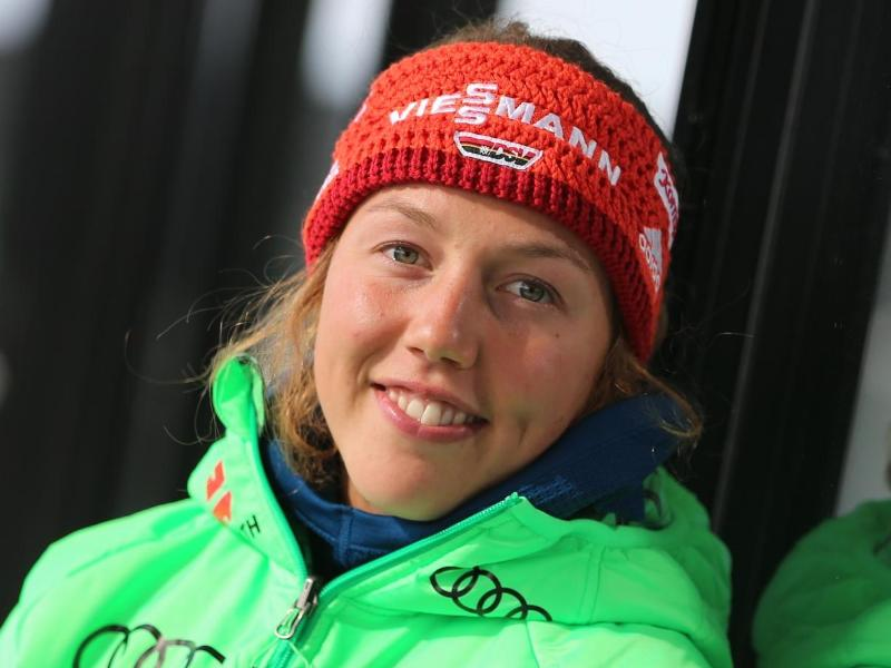Super Saisonauftakt: Dahlmeier siegt im Östersund-Einzel