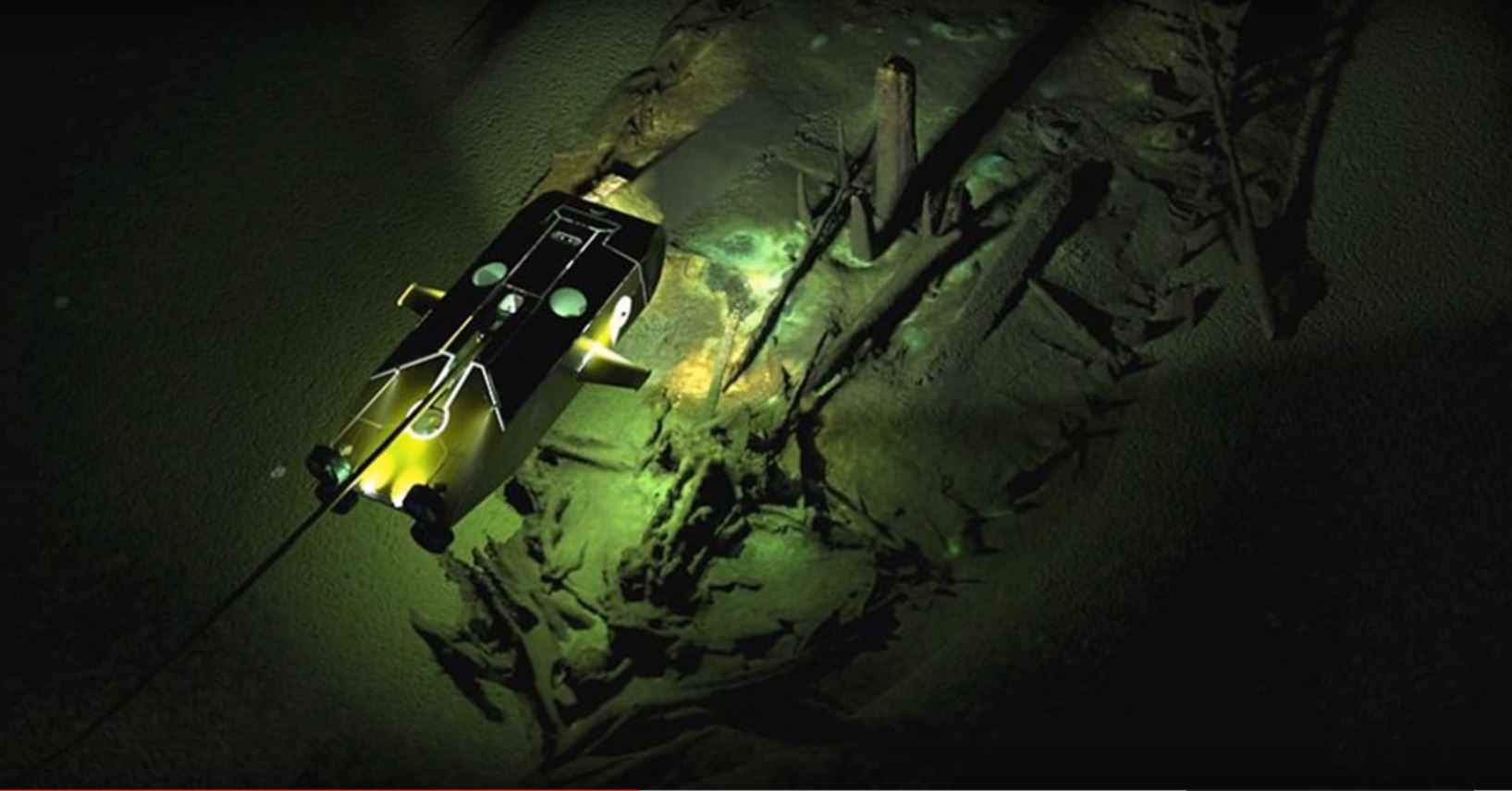 Dutzende Schiffswracks im Schwarzen Meer entdeckt – Grundlage der modernen Schifffahrt gefunden