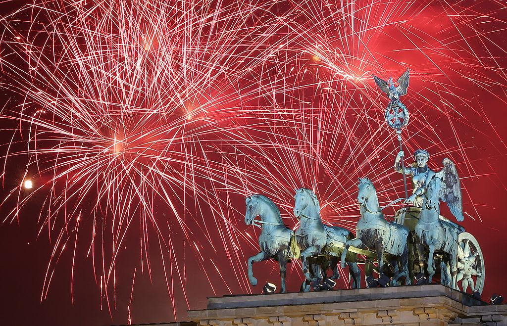 Hunderttausende Feierlustige zur Silvesterparty in Berlin erwartet