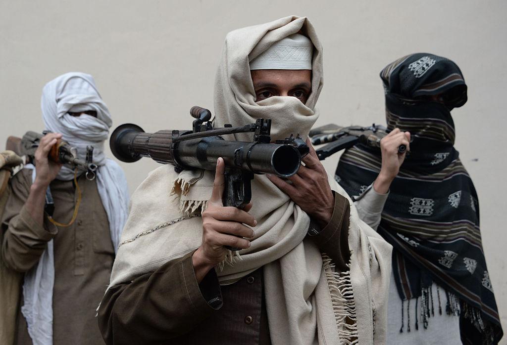 """Der Nato-Oberbefehlshaber spekuliert: Taliban werden von Russland """"vielleicht"""" beliefert"""