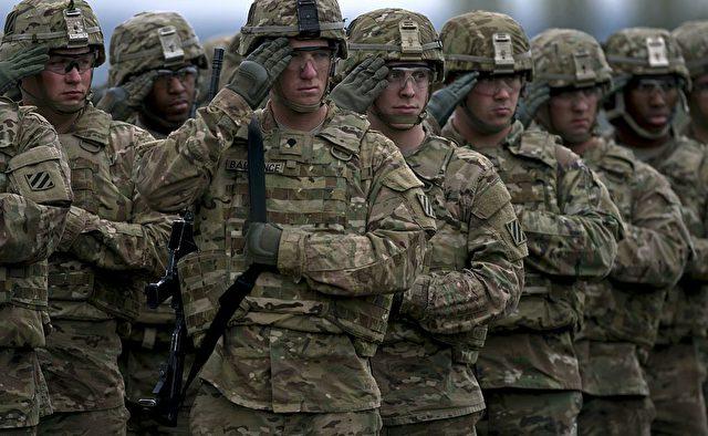 Nato-Soldaten Foto: NIKOLAY DOYCHINOV/AFP/Getty Images