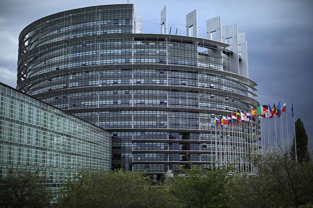 EU-Parlament in Straßburg, Frankreich. Foto: Christopher Furlong/Getty Images