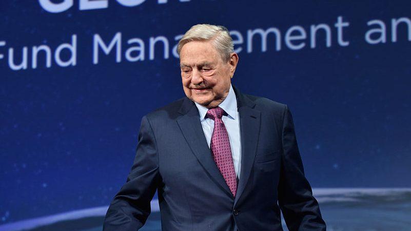 """China nennt George Soros """"globalen Wirtschaftsterroristen"""""""